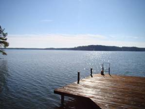 Lake Gaston scenes