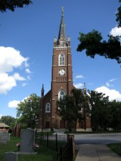 All_Saints_Catholic_Church_(St._Peters,_Missouri)_-_church_&_cemetery_2