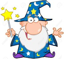 18564384-funny-wizard-waving-with-magic-wand-stock-vector-wizard-cartoon-drawing