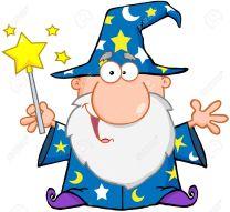 18564384-funny-wizard-waving-with-magic-wand-stock-vector-wizard-cartoon-drawing